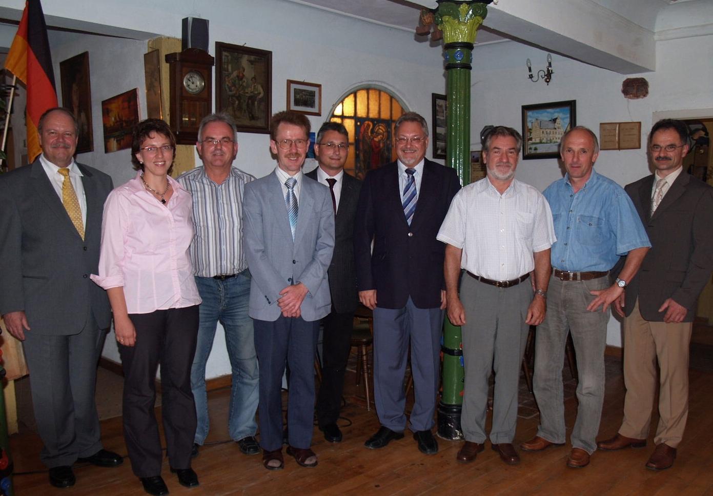 11.07.2008 - Ortsvereinsgründung