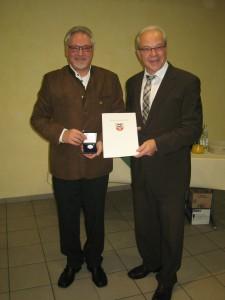 Lothar Stockert-Ehrenmedaille silber