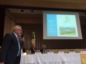 Lothar Stockert präsentiert Krautheim