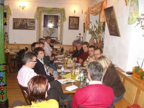 29. März 2010 - Jahreshauptversammlung Freie Wähler Krautheim