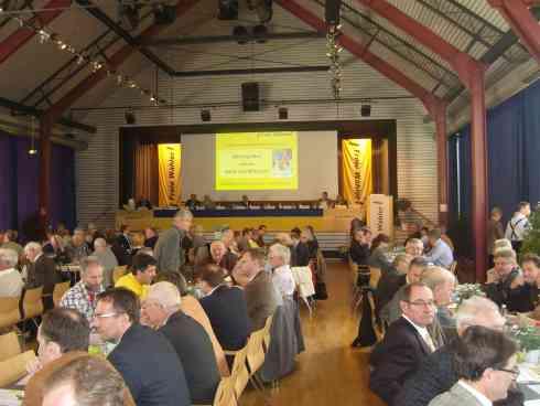 17. April 2010 - Jahreshauptversammlung Freie Wähler Landesverband