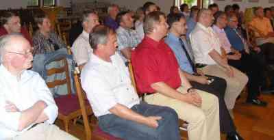 """5. Juli 2010 - Vortrag Theodor Nusser """"Interkommunale Zusammenarbeit"""""""