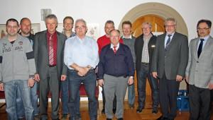 Jubilare Gemeinderat 2014