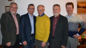 Vorstand Freie Waehler 2014